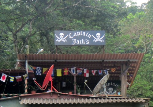 Captain's Jack Canopy Bar
