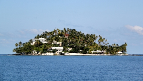 Isla Cabra (Goat Island)