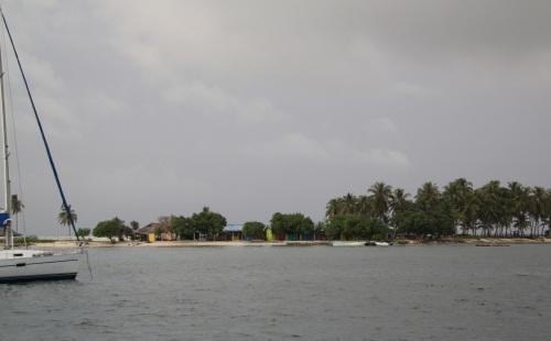 Our view of Isla Porvenir