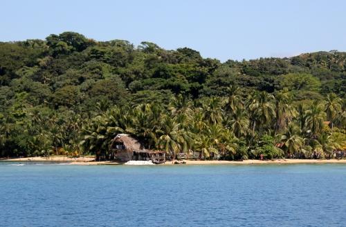 Beach Cabana on Isla Grande