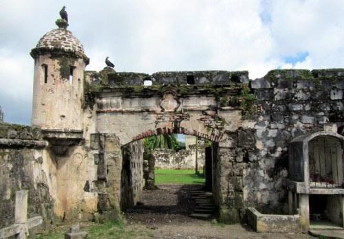 Fuerte San Jeronimo, 17th Century