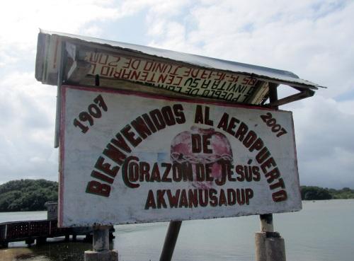 Corazon de Jesus airport