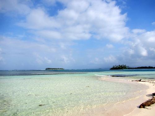 An unforgettable sight off Green Island