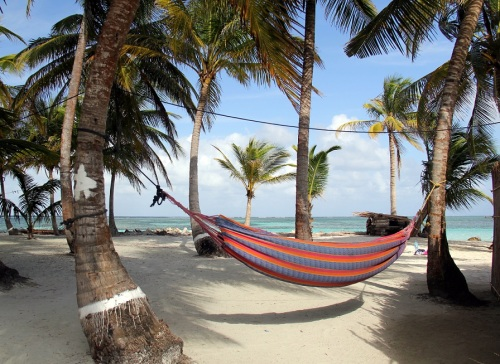That hammock has my name on it!