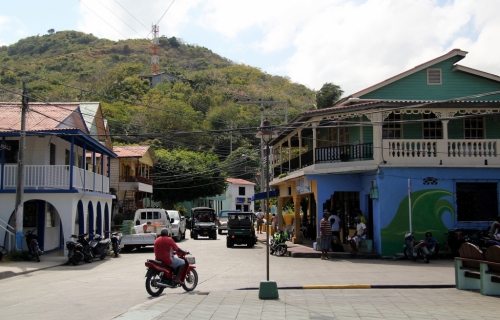 Downtown Santa Isabel
