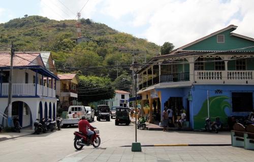Downtown Santa Isabel