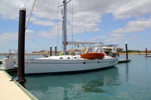 Camelot at Rest in Marina El Cid