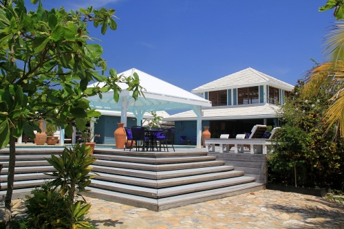 The whole resort is tastefully designed for the guests' comfort