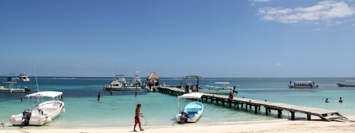 Thanks for the hospitality, Puerto Morelos!