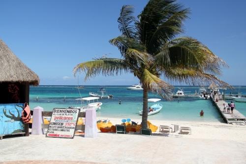 Pto Morelos Beach