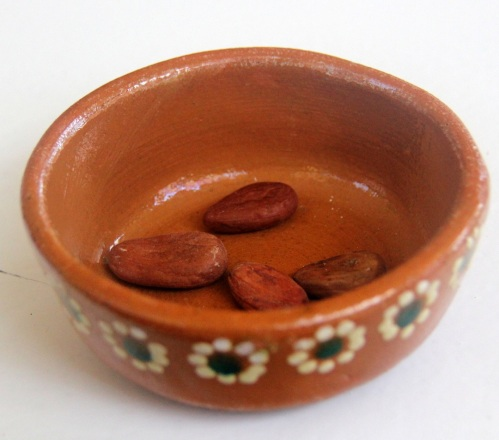 Cocoa Beans.. The source