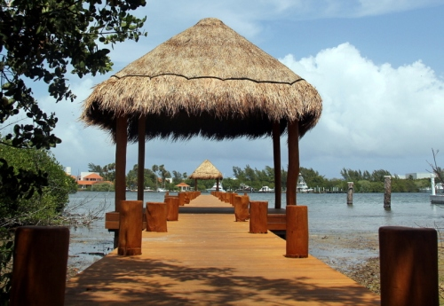 I want a Palapa just like this in my future home!