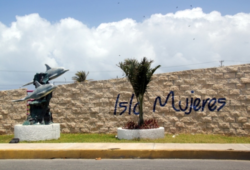 Welcome to Isla Mujeres!