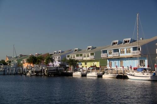 Fishermen's Village Marina, aka Fishville